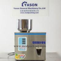 Wholesale china 2-100g Particle Bag Filling Machine for Tea Bean Seed Flour Coffee Grain from china suppliers