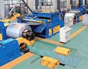 Quality High Quality With High Speed Used Hot Roll Stainless Steel Disc Slitting Line Machine for sale
