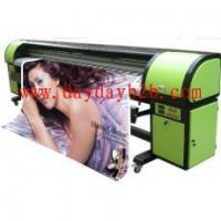 Wholesale 3.2m Best Brand DX5 DX7 Head eco solvent outdoor printer from china suppliers