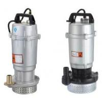 China QDX/QX type aluminum shell submersible pump series wholesale