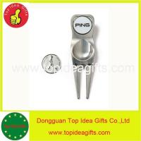 Wholesale PING Golf Divot Repair Tool with Ball Marker from china suppliers