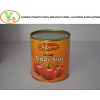 Wholesale Hot Selling 70g-5kg OEM Canned Tomato Paste 28-30% from P.R.C from china suppliers