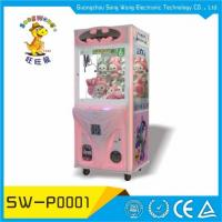 Luxurious Coin Pusher Type Plush toy Crane Claw Game Machines on Sale