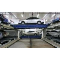 China Slide elevator stack parking system on sale