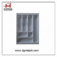 Wholesale Kitchen Cutlery Trays Drawers 400mm Cabinet MJ-400-3 from china suppliers