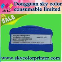 Wholesale Cartridge Chip Resetter For Epson SureColor P6000 P6080 P7000 P7080 P8000 P8080 P9000 P9080 Printer from china suppliers