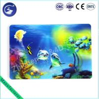 Wholesale 3D effect PP lenticular table mat Placemat of Sea scenery from china suppliers