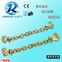 China Heavy Lifting Chains NACM1996 2003 Standard USA Standard Chain Factory Chain Manufaturer on sale