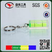 China Much Popular Different Colours Snake Keychain Mini Spirit Level Gift
