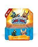 Wholesale Skylanders Trap Team: Drobit & Trigger Snappy - Mini Character 2 Pack from china suppliers