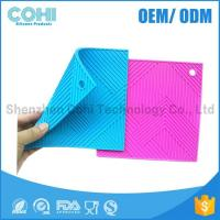 Wholesale Hot selling foldable silicone placemat and pot placemat from china suppliers