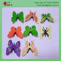 Wholesale plastic butterfly hair clips Plastic Butterfly from china suppliers