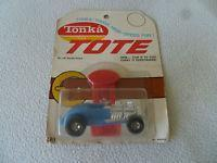 Wholesale New On Card Tonka Tote Double Deuce No 181 Carded Vintage Car Rare Diecast Noc from china suppliers