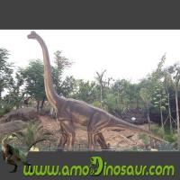 Wholesale Foam rubber of brachiosaurus for animatronic dinosaurs exhibit from china suppliers