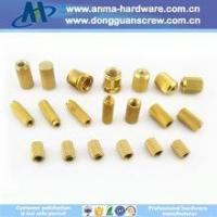 Wholesale Best price in China knurled insert nut for plastic mold from china suppliers