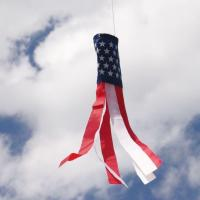 Wholesale NHL flags Patriotic Windsock - 2 Inchx 15 Inch from china suppliers