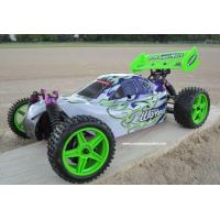 China HSP WARHEAD RC Buggy / Car Nitro Gas Engine 2 Speed 1/10 Scale 2.4G MA4 on sale