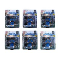 Wholesale Plastic Toy Police commandos from china suppliers