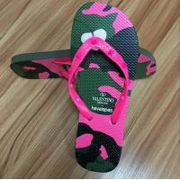 Wholesale High quality natural rubber Flip flop with rubber strap from china suppliers