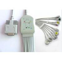 Wholesale Burdick EK-10 10lead EKG Cables,IEC/AHA,banana/Clip from Factory from china suppliers