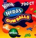 Wholesale Nerds Gumballs 700 count from china suppliers