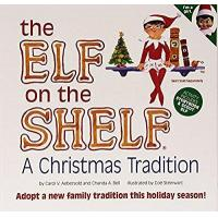 Wholesale Elf on the Shelf: A Christmas Tradition (blue-eyed girl scout elf) from china suppliers