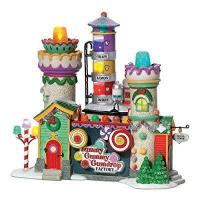 Wholesale Department 56 North Pole Yummy Gummy Gumdrop Factory from china suppliers