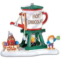 Wholesale Department 56 North Pole Village Hot Chocolate Tower from china suppliers