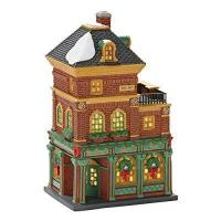 Wholesale Department 56 Christmas in the City Village Murphy's Irish Pub Lit House from china suppliers