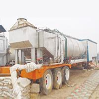 Heavy crude oil producing technology service