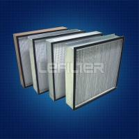 Wholesale High efficiency deep pleated seperator air Filtration Grade from china suppliers
