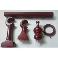 Wholesale Wooden curtain pole Wooden curtain Rod from china suppliers