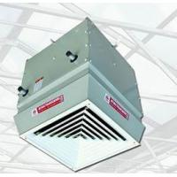 Hanged warming and cooling fan