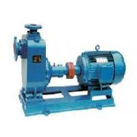 ZX self-priming centrifugal pump type