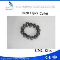 ER20 13Pcs 1-13MM ER20 Collet For CNC Milling Lathe Tool And Spindle Motor Collets and nuts
