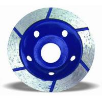 Abrasive Tools Sintered turbo cup grinding wheel