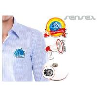 Wholesale Promotional Custom Shaped Acrylic Badges from china suppliers