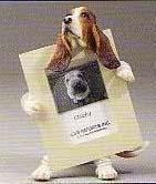 Dog Picture Frame - Basset Hound, Small