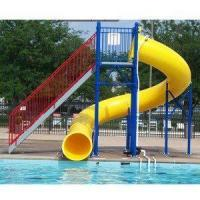 Wholesale Water Play Park Fiberglass Water Tube Slide For Swimming Pool from china suppliers