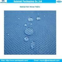 Wholesale SMS sterilized blue non woven fabric from china suppliers