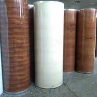 Wholesale Wood Pattern Finish Hot Stamping Foil For MDF WPC PVC Plastic Floor from china suppliers