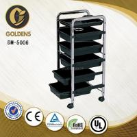 Wholesale Trolley 4 motors hot sale massager table/bed/chair for salon wholesale DM-2322 from china suppliers