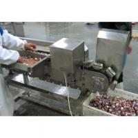 Poultry Gizzard Processing Machine Gizzard Cutter in chicken processing line
