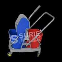 Wholesale Double Mop Wringer Trolley-Down Press from china suppliers