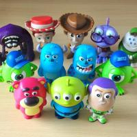 Crafts and Gifts Plastic Characters