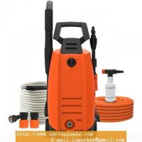 Wholesale Portable High Pressure Washer The Copper Motor Car Wash Pump Automatic Car Washing Water Gun from china suppliers