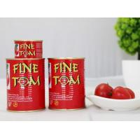 Wholesale Tomato paste FINE TOM brand from china suppliers