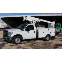 Buy cheap Used Bucket Truck Stock No. 47508 - 2011 Ford F350 35' Altec from wholesalers