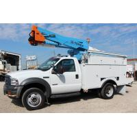 Buy cheap Used Bucket Truck Stock No. 42809 - 2007 Ford F550 43' Hi Ranger Bucket Truck from wholesalers