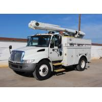 Buy cheap Used Bucket Truck Stock No. 41105 - 2006 International 4300 41' Altec from wholesalers